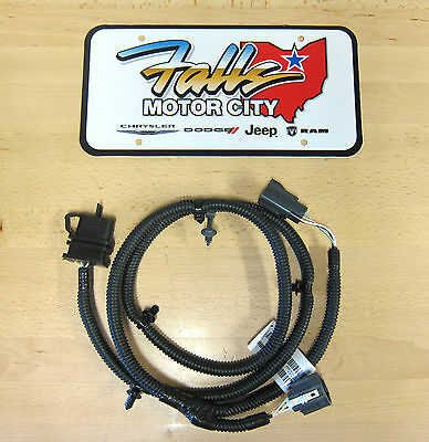 NEW 2007-2018 JEEP Wrangler JK 4-PIN Plug-n-Play Trailer Tow Wiring on 4 pin light bulbs, 4 pin power supply, 4 pin spark plugs, 4 pin ignition module,