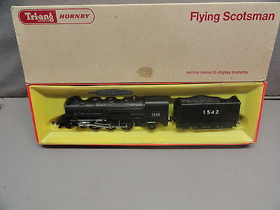 Tri-ang Hornby R54 4-6-2 ( HIAWATHA) Pacific 1542 With Exhaust Steam Sound