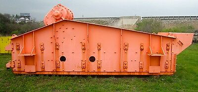 Allis-Chalmers 6' X 16' Double Deck Horizontal Screener with 3F Drive