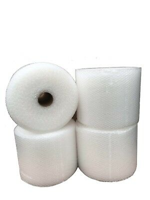 "PolycyberUSA 3/16"" Small bubble + Wrap 12"" Width Roll Perforated 700"" ft 12BS700"