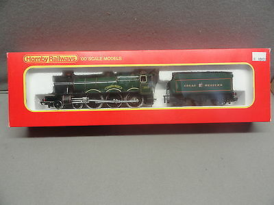 "Tri-Ang/hornby R759 Oo Gwr Hall Class 4-6-0 4983 ""albert Hall"" Br Green Nmib"