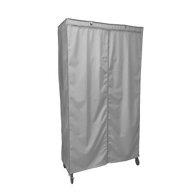 "Storage Shelving unit cover, fits racks 36""Wx18""Dx72""H (Cover Only)"