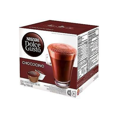 Nescafe® Dolce Gusto Chococino Hot Cocoa - Coffee Capsules - 16ct