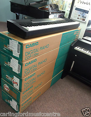 CASIO Digital PIANO CDP130 ROCKPack with SC700p Carry Bag @ CarlingfordMUSIC