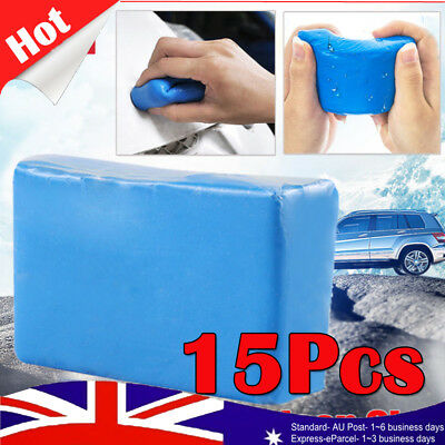 Magic Car Clean Clay Cleaning Truck Auto Vehicle Bar Mud Detailing Cleaner 12x