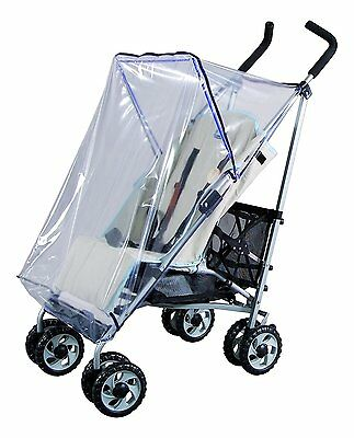 Sunnybaby Rain Cover For Buggy Without Canopy Raincover NEW