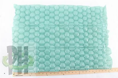 "AirPouch FastWrap Bubble On Demand 24"" wide AIR PILLOW Quilt CUSHION FILM"