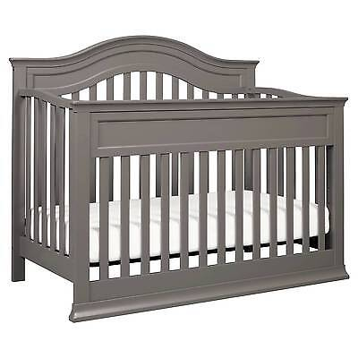 DaVinci Brook 4-in-1 Convertible Crib with Toddler Rail