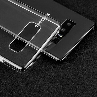 Wholesale Lot 5/10 pc Clear Hard Case Cover For Samsung Galaxy S10 S10 Plus S10E