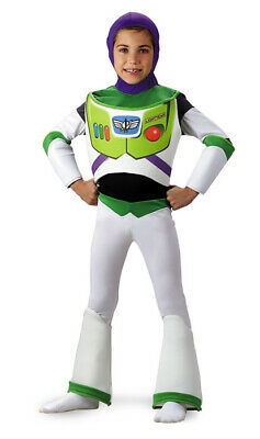 Brand New Toy Story Buzz Lightyear Deluxe Child Halloween Costume