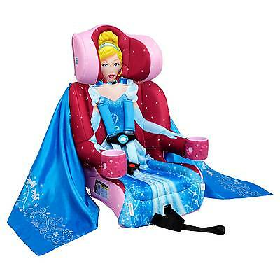 KidsEmbrace Friendship Combination Booster Car Seat – Disney Cinderella