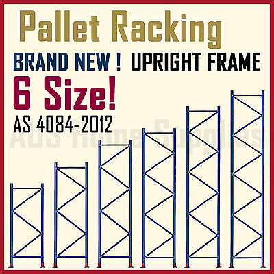 Pallet Racking Upright Frames warehouse Shelving Storage Dexion Compatible