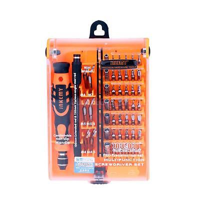Set of 52pcs Multifunctional Household Screwdriver Maintenance Tools Kit A1P3