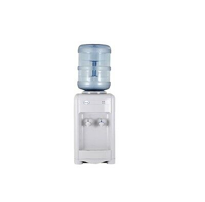 SB5 Counter Top Bottled Water Cooler Tower Ambient & Cold Dispenser / Waterworks
