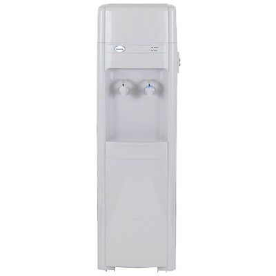 D5C Free Standing Water Cooler Dispenser Tower Ambient & Cold Mains Connect