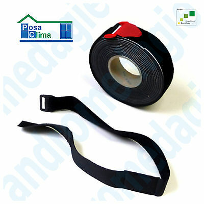 BAND FOR MULTIFUNCTION TAPES Special Velcro strip with strap both sides