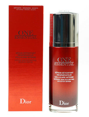Dior One Essential Serum 50ml Intense Skin Detoxifying Booster Skin Care
