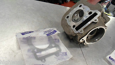 Genuine Lml Star 4T 200 Cc Cylinder Head With Valves New Sf2130107