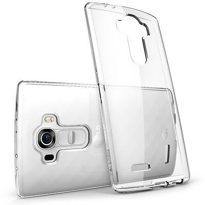 Tpu Transparent Thin Clear Case for LG G4- Buy 2 Get 1 Free