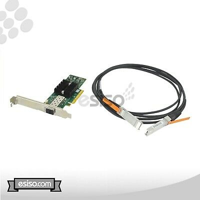 671798-001 666172-001 Compatible 10Gb Ethernet Network Interface Card W/cable