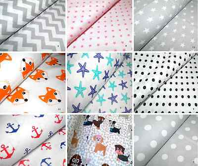 100% COTTON BEATIFUL COT BED FITTED SHEET 60x120  17 PATTERNS TO CHOOSE BABY BED