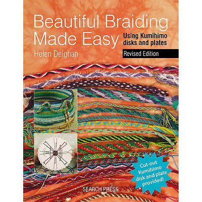 Search Press Books Beautiful Braiding Made Easy SP-11303