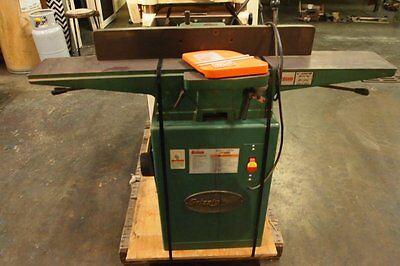 """Grizzly G1182Z 6"""" Jointer Z Series  (Woodworking Machinery)"""