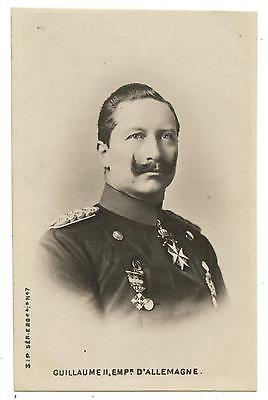 Kaiser William Ii Emperor Of Germany.house Of Hohenzollern.guillaume Ii Empereur