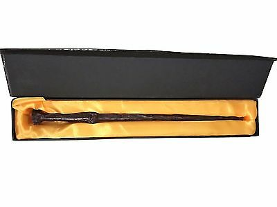 Harry Potter Hogwarts Official Full Size Boxed Wizard Wand