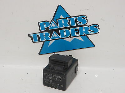 OEM Yamaha Relay Assembly FZR1000 YZF750 YZF1000 3GM-81950-00-00