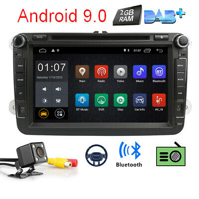 Android 5.1 Car DVD Player Multimedia System For VW B6 CADDY PASSAT SAGITAR GOLF