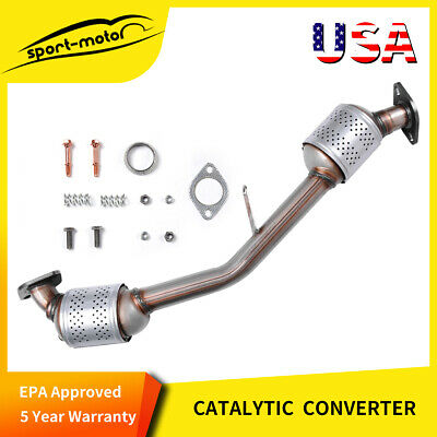 For 1999-2006 Subaru Forester 2.5L Direct Fit Catalytic Converter with Gaskets
