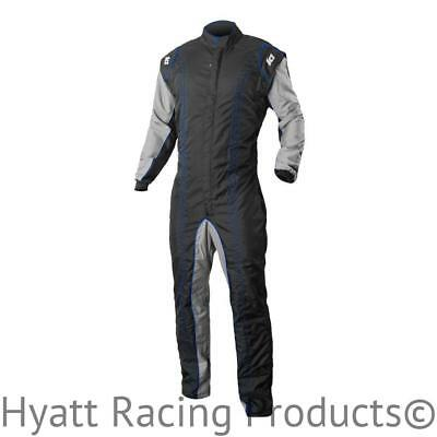K1 GK2 Kart Racing Suit CIK/FIA Level 2 - All Sizes & Colors
