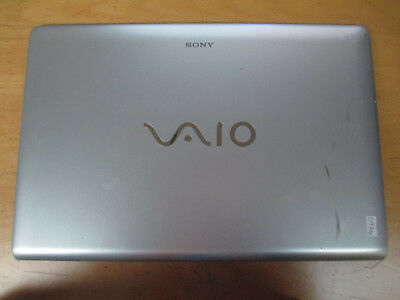 Sony Vaio VPCEE Series PCG-61611M Laptop LCD Back Cover Lid Plastic 3GNE7LHN000