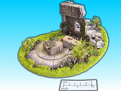 Gelände Elfenruine! Scenery elves ruin! Ready to Play - Only on ebay
