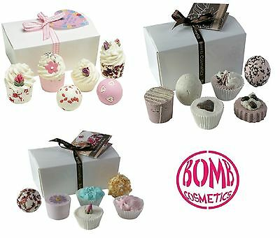 Bomb Cosmetics Ballotin Gift Sets Little Box Of Love Luxury Chocolate Ideal Gift