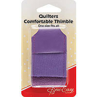 Leather Quilters Thimble by Sew Easy
