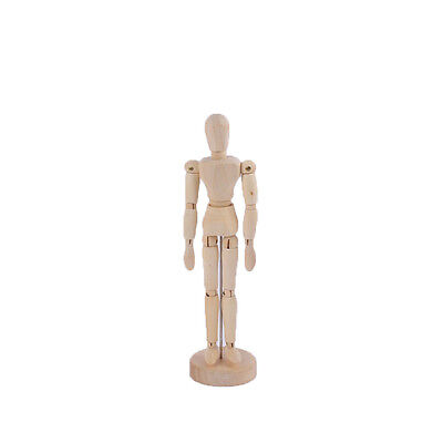 30cm Doll Wooden Drawing Man Manikin Mannequin Toy Art Painting Sketch Model NEW