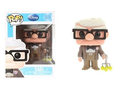 Funko Pop Disney Series 5: Carl Vinyl Figure Item #3204