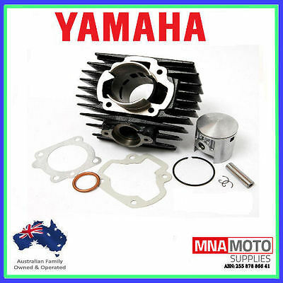 Yamaha Dt175 Cylinder Piston Rings Gaskets Top End Rebuld Kit Dt 175 1986 - 2005