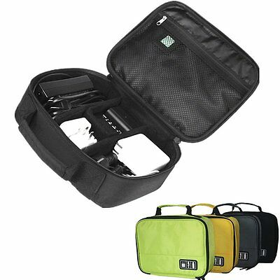 Digital Gadget Case Electronics Accessories Bags Travel Organiser Boxes carrying