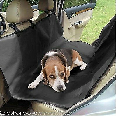 Car Seat Protector Cover for Dogs Pet Hammock Water Resistant Rear Waterproof