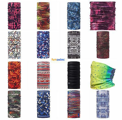 Buff High UV Ski Bike Trek Ski neckwear gaiter Buffera scarf 2016 DESIGNS