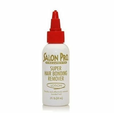 SALON PRO SUPER HAIR BOND REMOVER LOTION 60 ml 2 oz