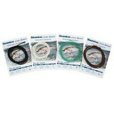 Snowbee braided leaders int slow and fast sink salmon trout pike perch fly fish