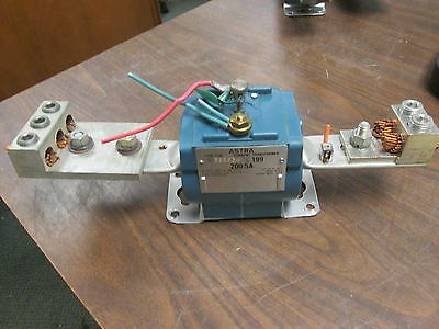 Astra Type TCB Current Transformer 199 Ratio 200:5A 600V 60Hz 10KV BIL Used