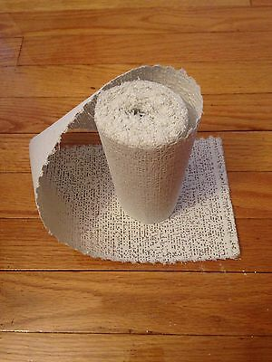 "4 PACK-6""X15' Plaster of Paris Fabric/Cloth/Bandage Rolls,Pregnancy Belly Cast"