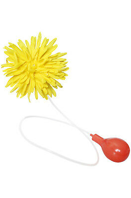 Brand New Clown Squirt Flower Costume Accessory
