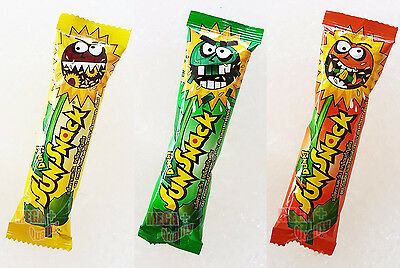 3 x Sunsnack Dunk Roasted Sunflower Kernel Cereal Coated Barbecue Seaweed