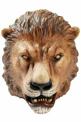 Brand New Animal King of the Jungle Lion Mask